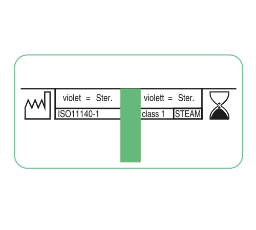 15.300.164 SELF-ADHESIVE DOUBLE MARKING LABEL