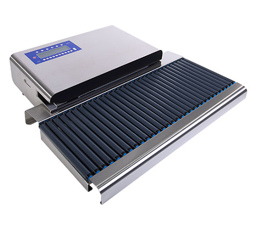 Heat Sealer (30.100.608) With Roller Table (30.100.619)