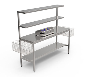 Fixed Height Packing Table